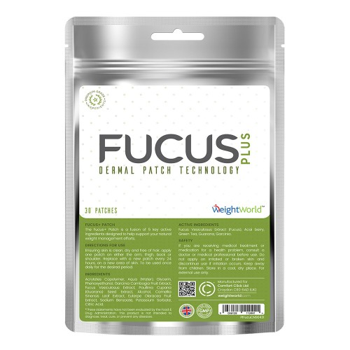 Fucus+ - Bantningsplåster